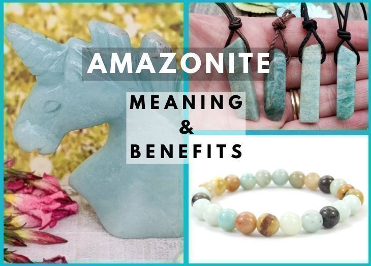 Amazonite meanning and benefits