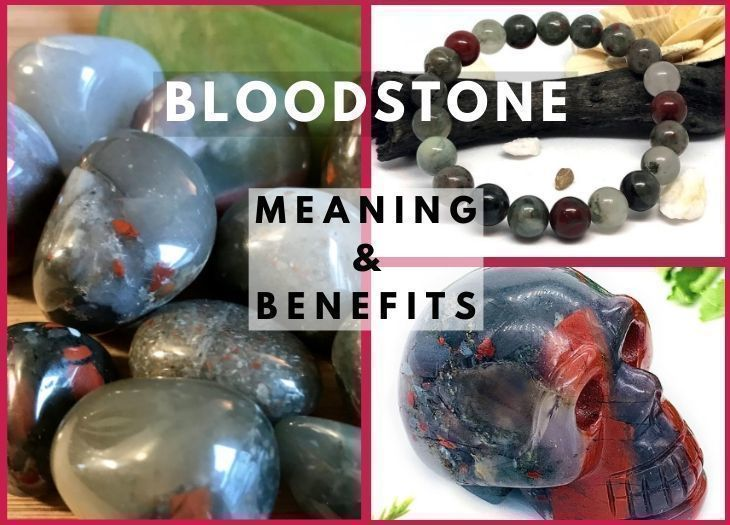 BLOODSTONE MEANING BENEFITS