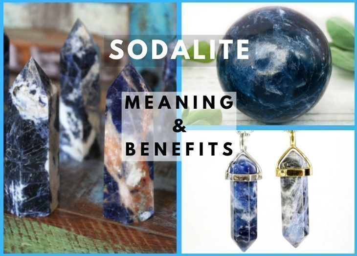 Sodalite meanning and benefits