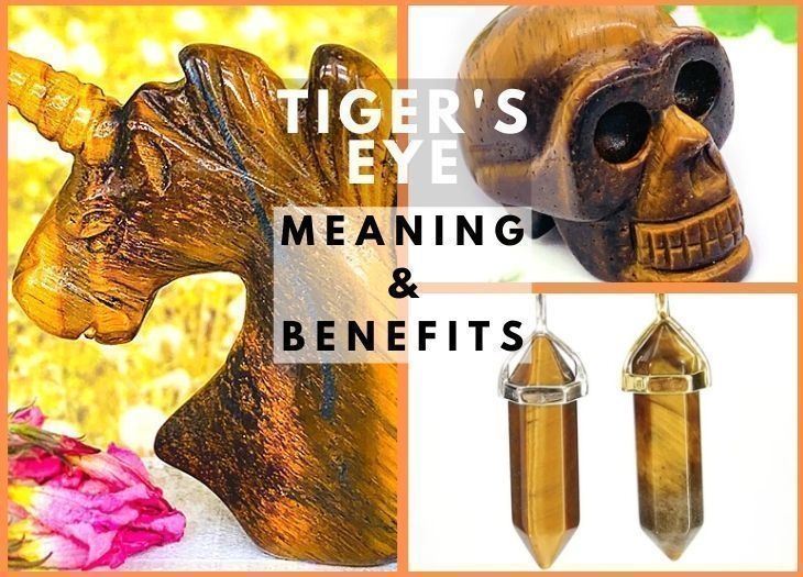 TIGER EYE MEANING BENEFITS