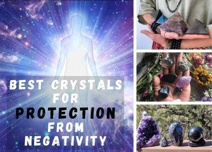 best protection crystals