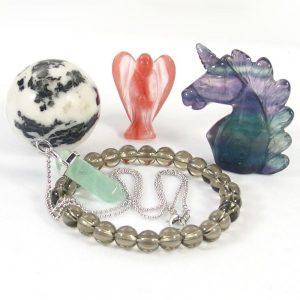 Health & Vitality Healing Crystal Kit