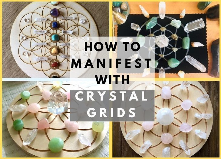 HOW TO CRYSTAL GRID