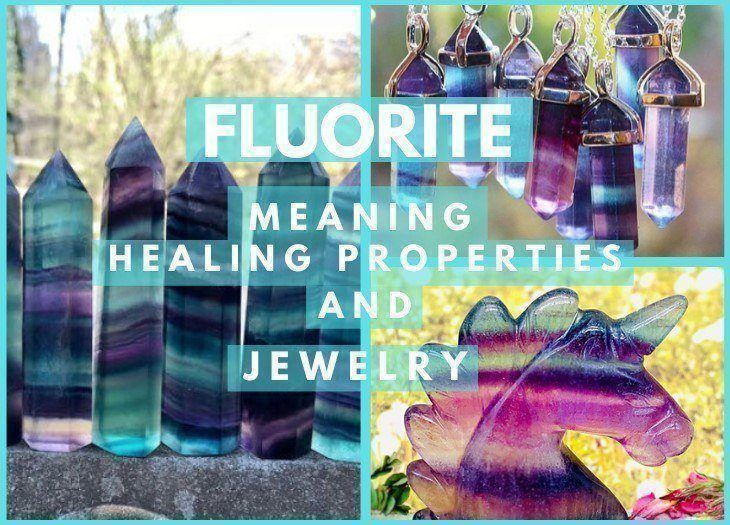 Fluorite meaning and healing properties