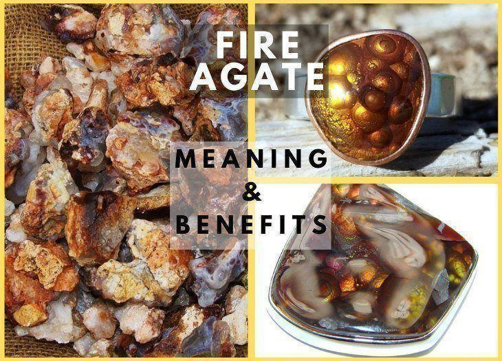 Fire Agate Meaning and Benefits