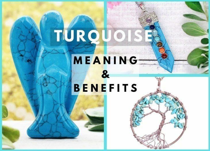 Turquoise meanings and benefits