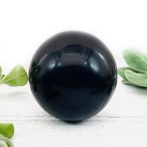 Black Obsidian Crystal Ball