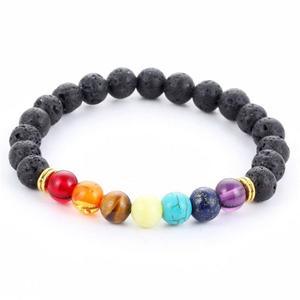 Lava Stone Energy Bracelet