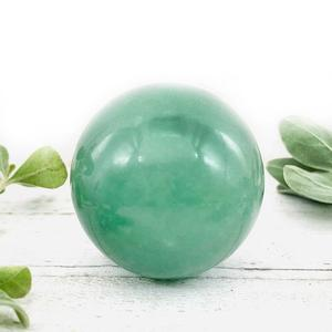 Aventurine Crystal Ball