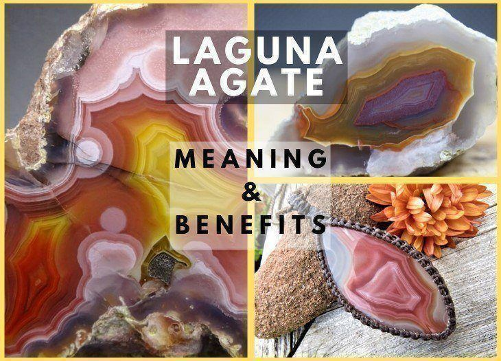 Laguna Agate meaning and benefits