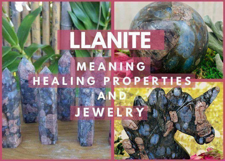 llanite meaning healing and properties