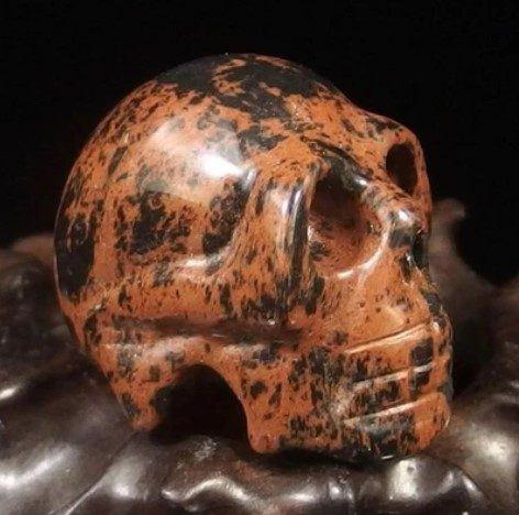 mahogany_obsidian_crystal_skull