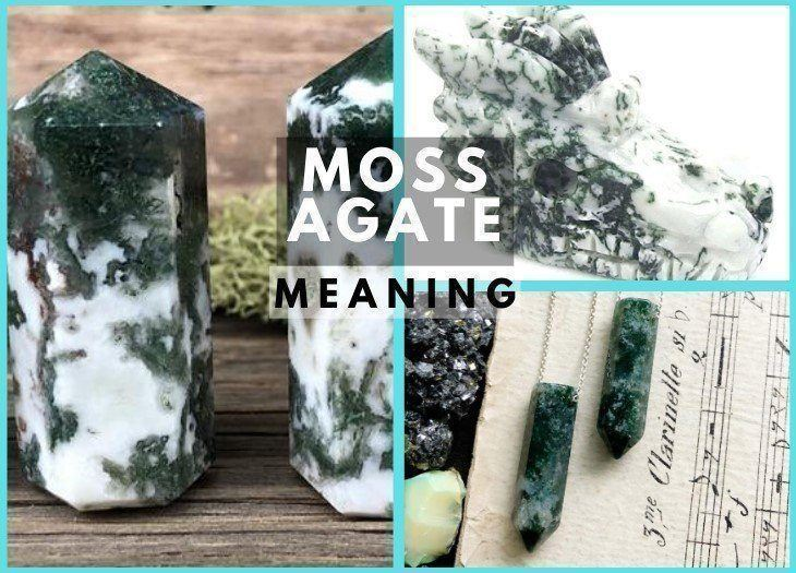 moss agate meaning and benefits