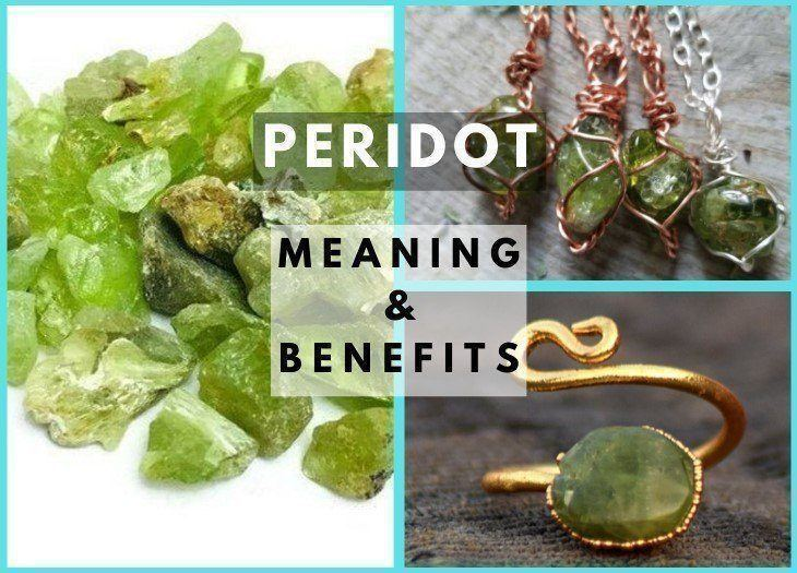 peridot meaning and benefits
