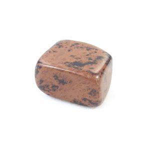 Mahogany Obsidian Tumbled Stone