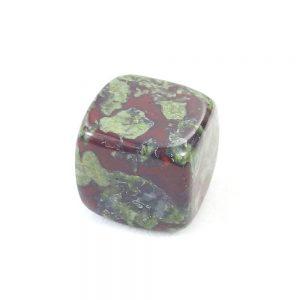 Dragon Blood Jasper Tumbled Stone