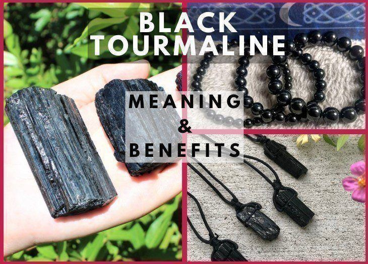 black tourmaline meaning and benefits
