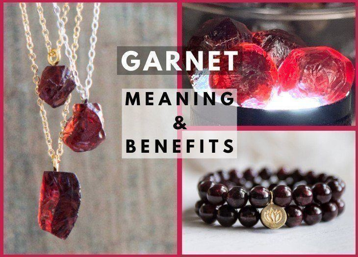 garnet meaning and benefits