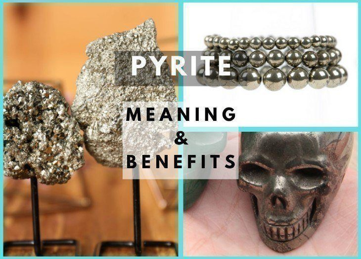 pyrite meaning and benefits