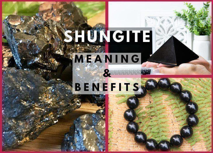 shungite meaning and benefits