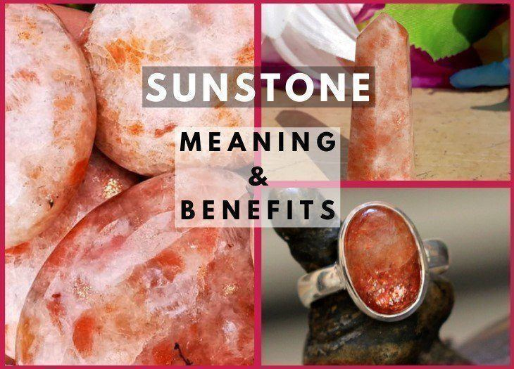 sunstone meaning and benefits
