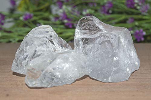 Azeztulite Satyaloka Quartz Raw Crystals