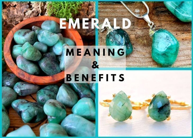 emerald meanings and benefits