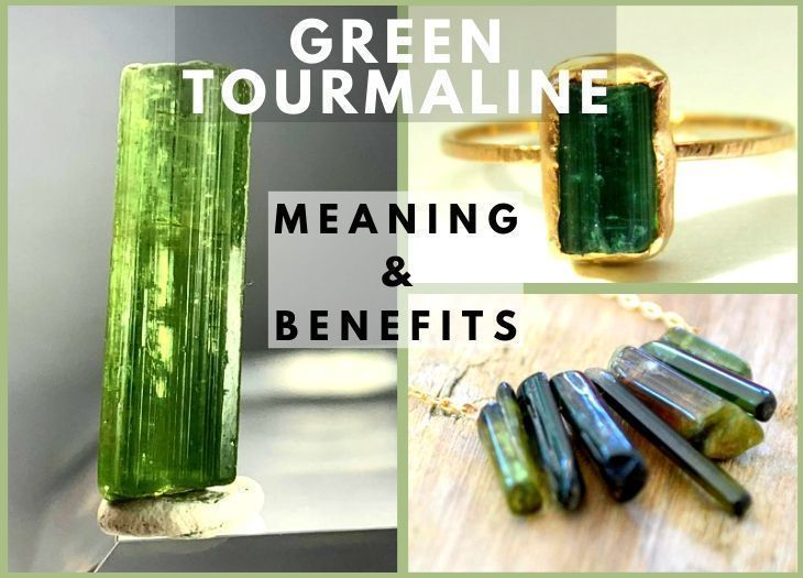 green tourmaline meanings and benefits