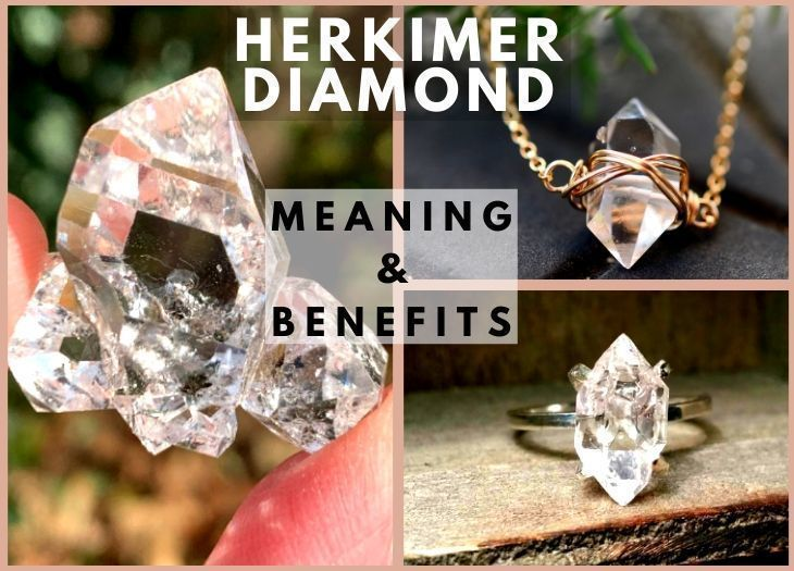 herkimer diamond meanings and benefits