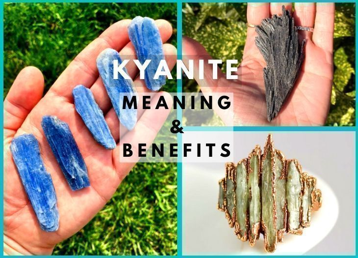 kyanite meanings and benefits