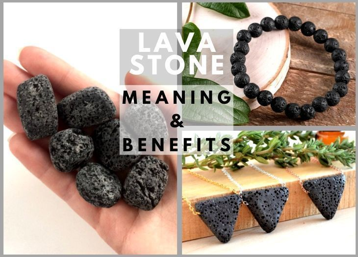 lava stone meanings and benefits