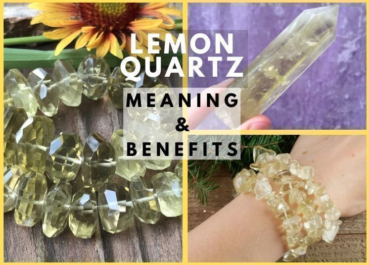 lemon quartz meanings and benefits