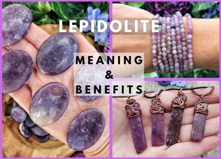 lepidolite meanings and benefits