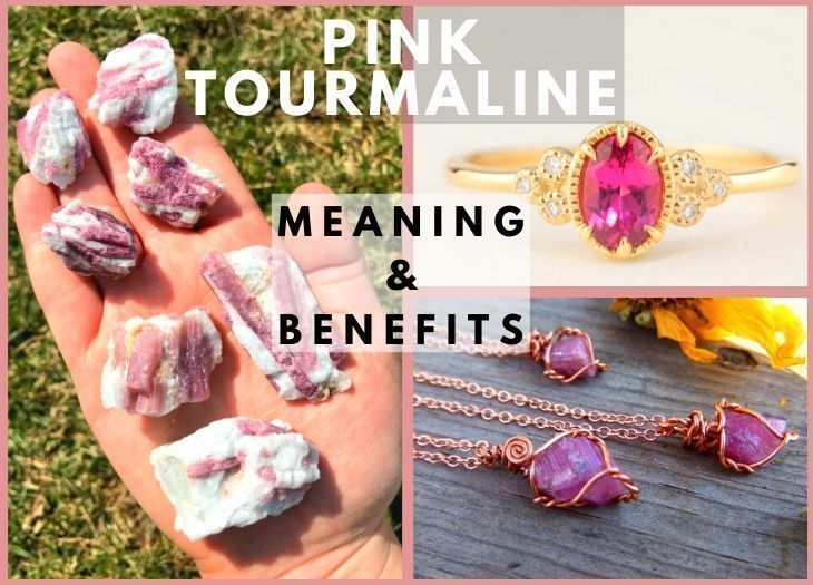 pink tourmaline meanings and benefits