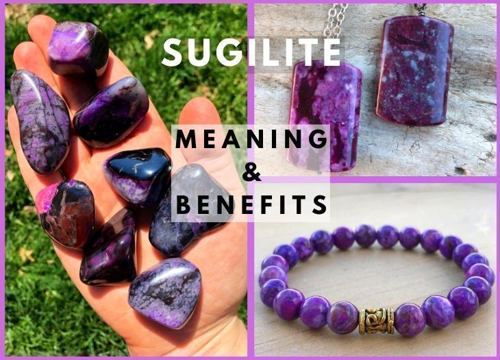 sugilite meanings and benefits