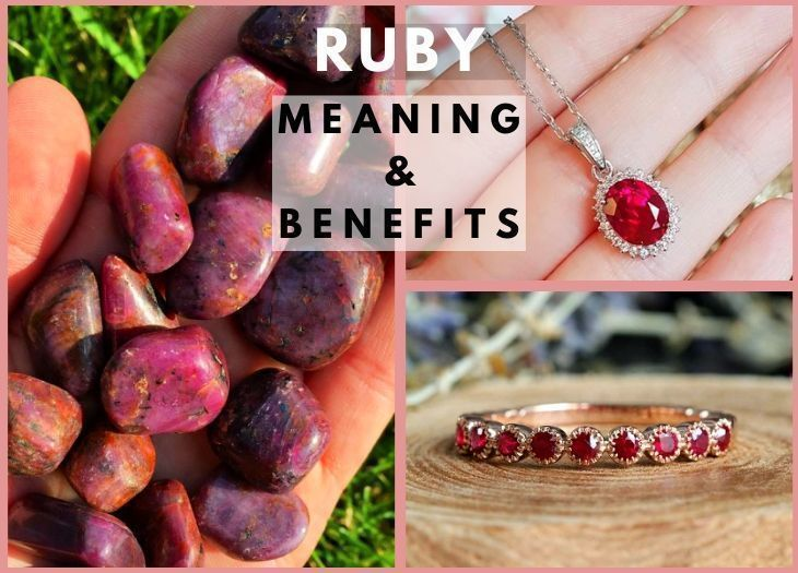 ruby meanings and benefits