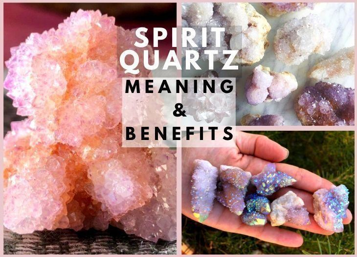 spirit quartz meanings and benefits