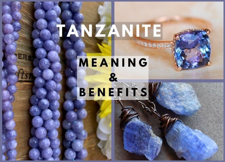 tanzanite meanings and benefits