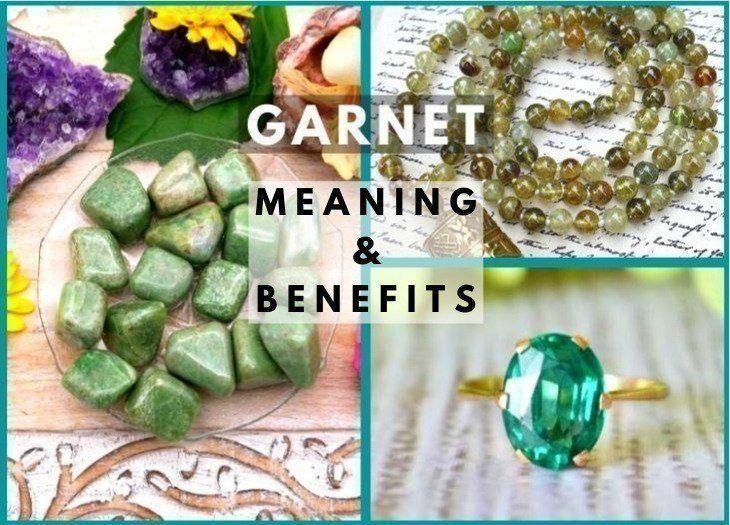 green garnet meanings benefits and healing properties