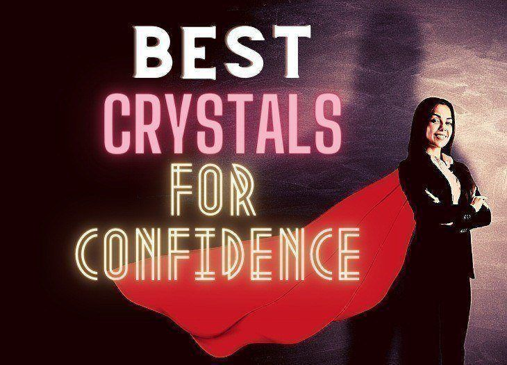Crystals for Confidence and Courage